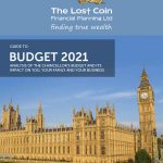 The Lost Coin Financial Planning Budget 2021